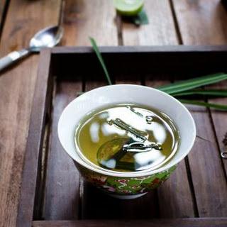 Fresh Lemongrass Tea Recipe - How to make Lemongrass Tea [Healthy].