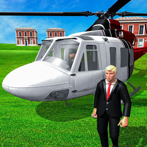 US President Escort Helicopter: Air Force VTOL 3D file APK for Gaming PC/PS3/PS4 Smart TV