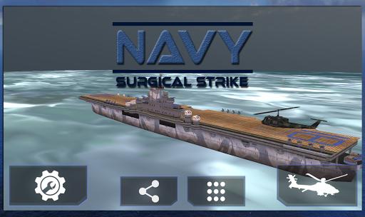 海軍外科手術式打擊