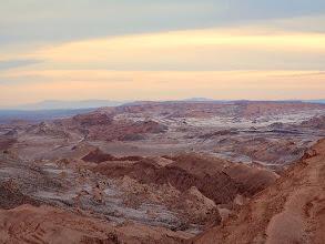 Photo: Pustynia Atacama, Valle de la Luna / Atacama Desert