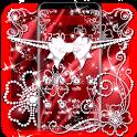 Luxury Pearl Bow Theme icon