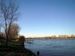 Photo: A Duna dömsödi partján