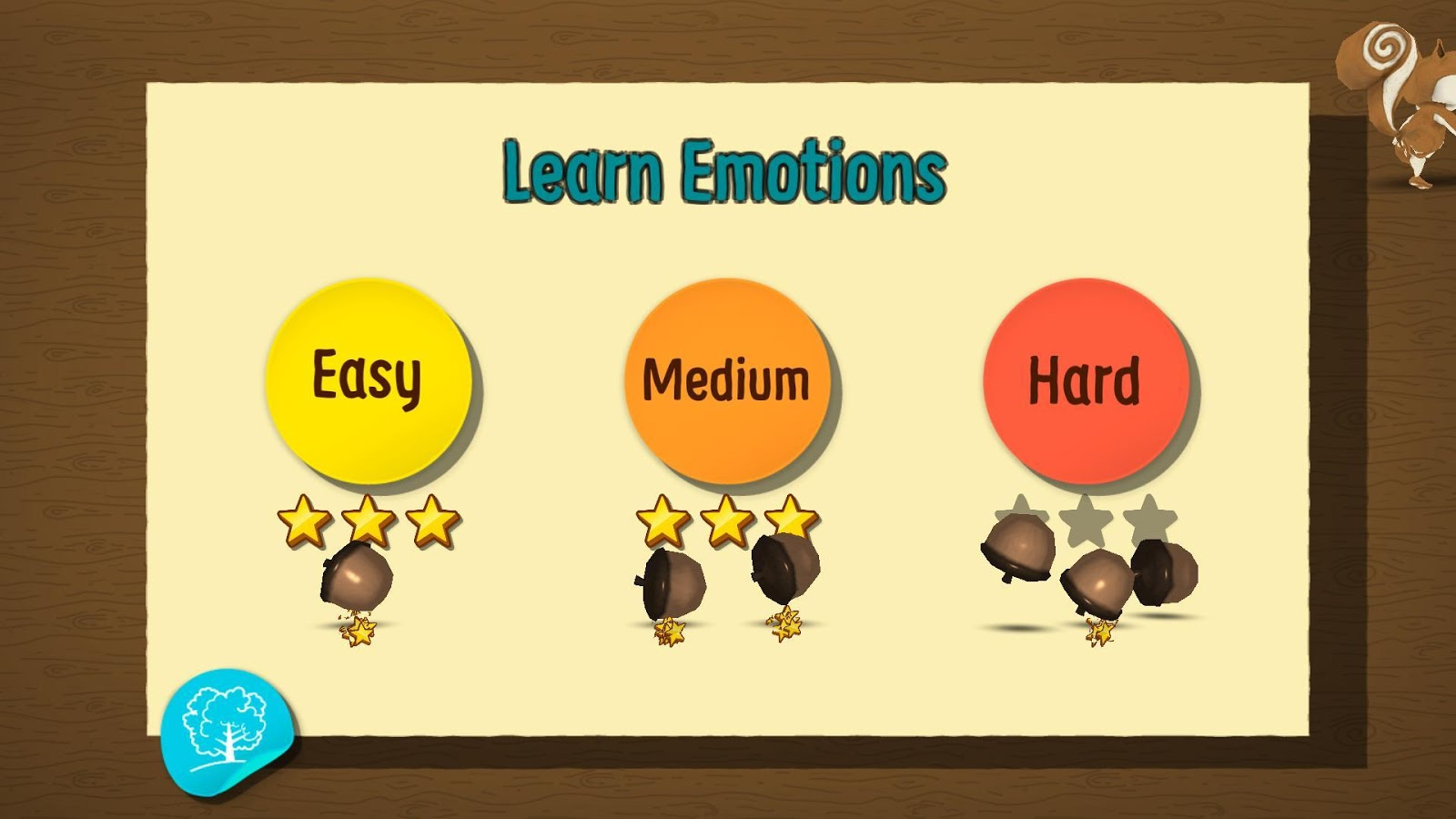 Lucky's Learn Emotions- screenshot