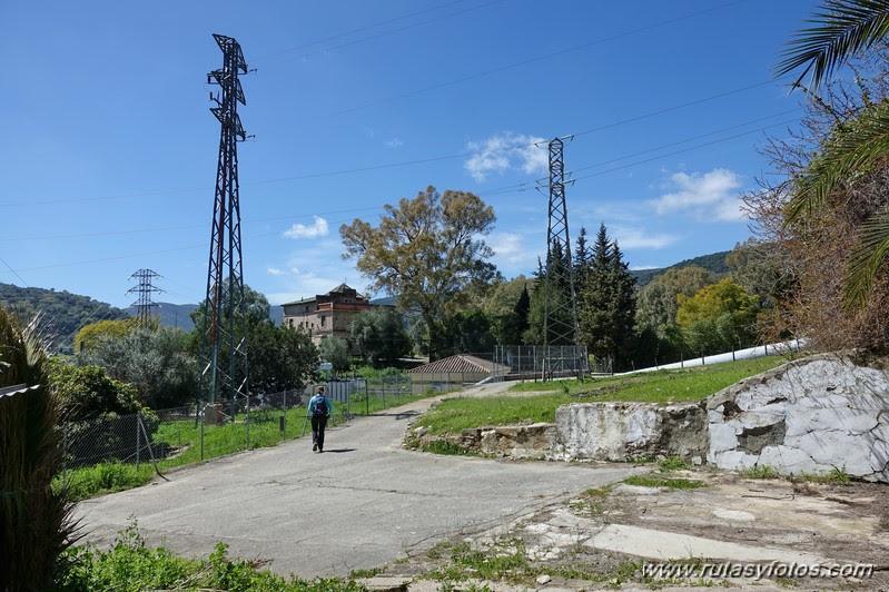 Estación de Cortes - Cañón de las Buitreras - Estación de Gaucín