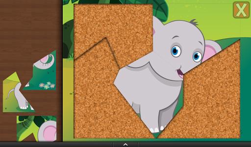 Animal Jigsaw Puzzle Toddlers 3.5 screenshots 19