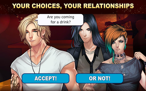 Is-it Love? Colin: Choose your story - Love & Rock 1.2.166 screenshots 10
