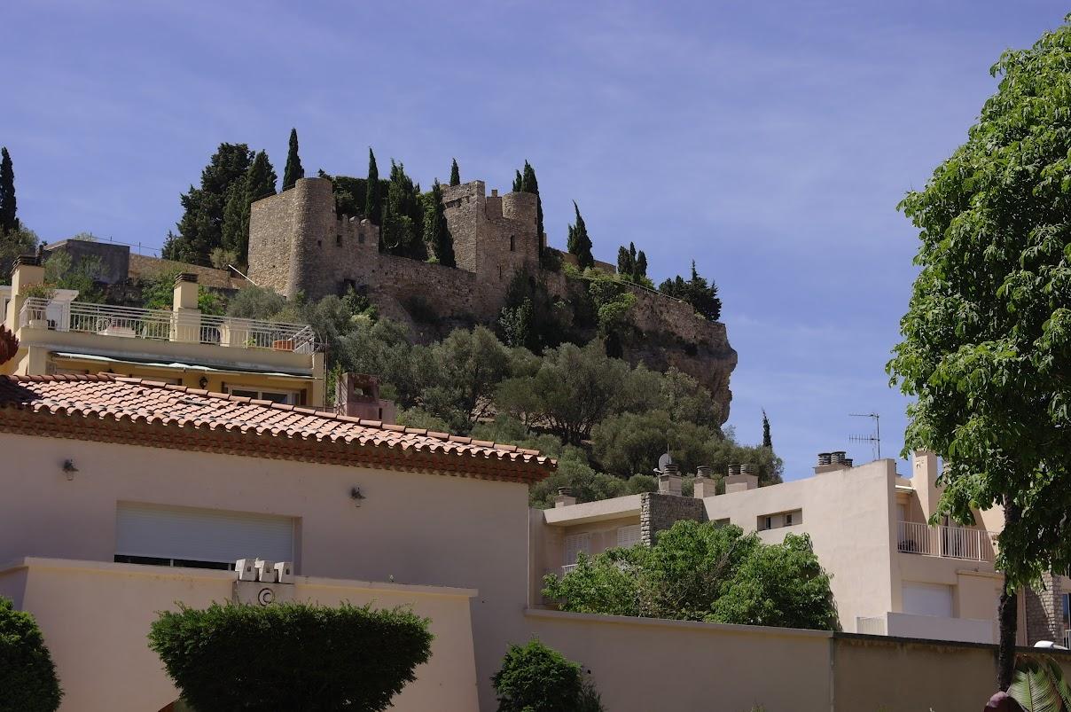 Замок Кассиса, путеводитель по городу Кассис