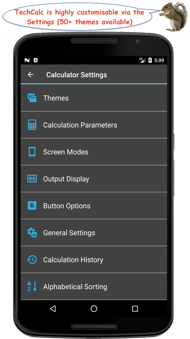 Scientific Calculator (adfree) Screenshot 7