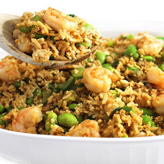 Shrimp Fried Rice Made Skinny