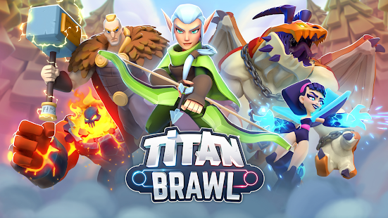 Titan Brawl- screenshot thumbnail