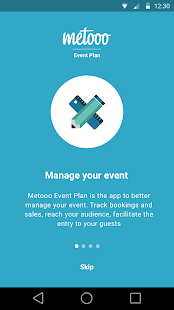 Metooo Event Plan- screenshot thumbnail