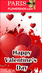 Enthrall the sweet memories of this Valentine's Day and deliver a tint of happiness wrapped with gifts