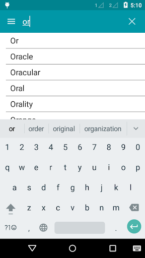 English To Oriya Dictionary 1.22 gameplay   AndroidFC 2
