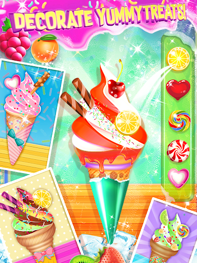Ice Cream Cooking - Chef  screenshots 9