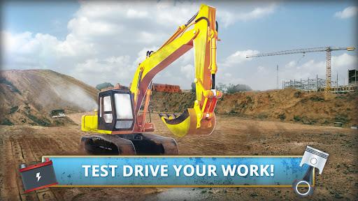 Heavy Duty Mechanic: Excavator Repair Games 2018 1.5 5