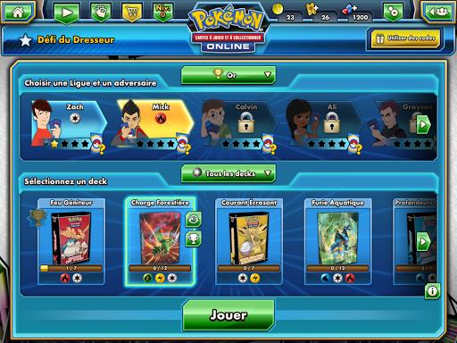 JCC Pokémon Online  captures d'écran 5