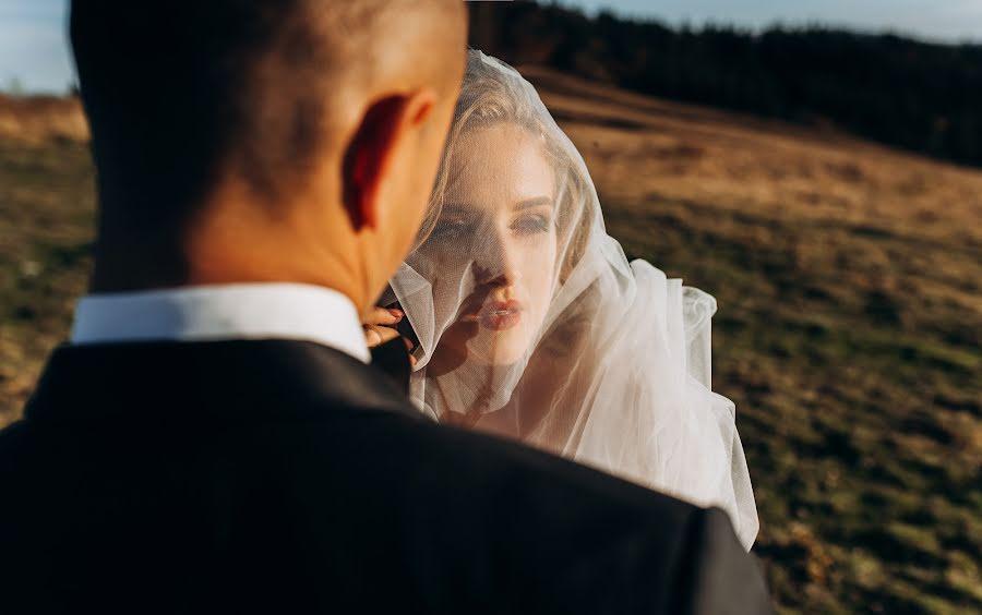 Wedding photographer Volodymyr Harasymiv (VHarasymiv). Photo of 01.01.2019
