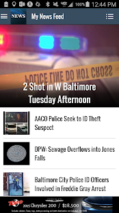 WGXA News- screenshot thumbnail
