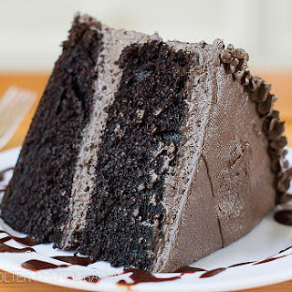 Best Decadent Dark Chocolate Cake Recipe Ever