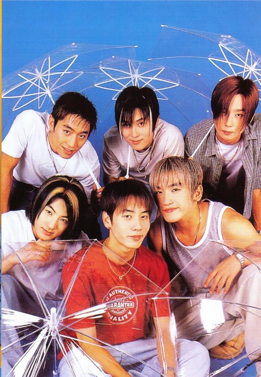 shinhwa 20 years 6