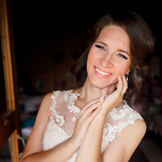 Wedding photographer Lesya Dautova (Redfoxstudio). Photo of 11.10.2016