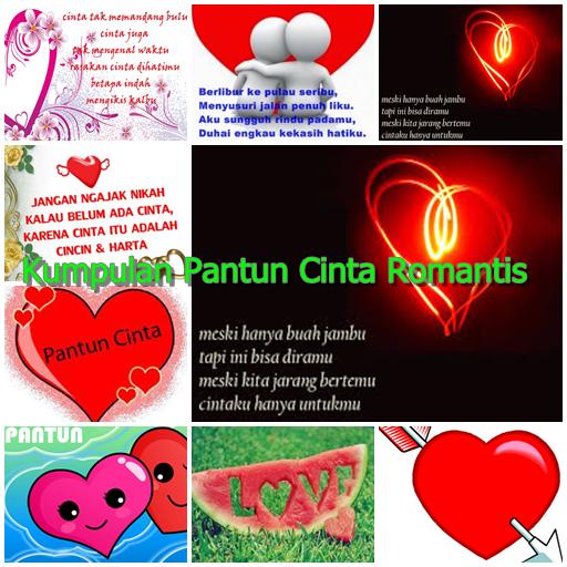 Kumpulan Pantun Cinta Romantis