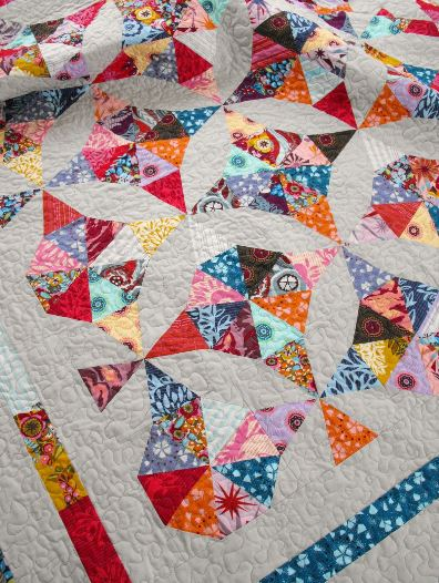Kaleidoscope Quilt Patterns