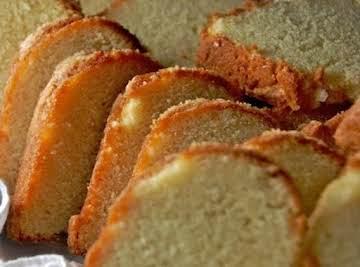 Sour Cream Butter Bundt Cake