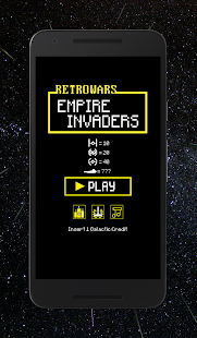 Retro Wars: Empire Invaders - náhled