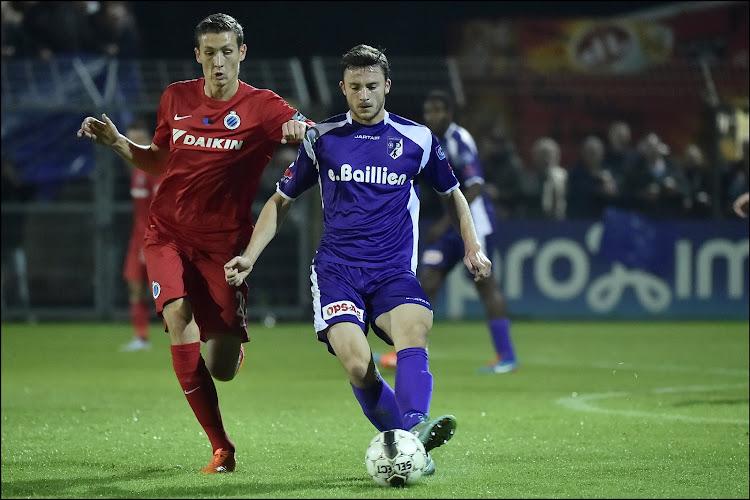 """Charleroi, un match de gala pour Rupel Boom: """"Mais le championnat est plus important"""""""