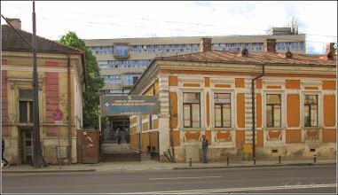Photo: Cluj-Napoca, Str. Motilor, Nr.19  -  Spitalul Clinic de Boli infectioase  - 2018.04.27