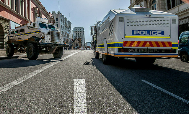 Eastern Cape police fork out millions in civil suits