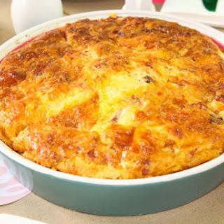 Puffed-Pancake Casserole