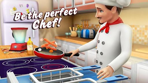 Virtual Chef Breakfast Maker 3D: Food Cooking Game 1.1 screenshots 5