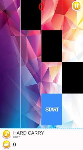 GOT7 Piano Tiles 2.0 screenshots 3