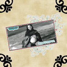 Photo: Created 3/4/07 - Uses web challenge freebie (March 2007) from Mindy Terasawa. Corner design is from Isabelle Cyr's Avec Amour Kit.