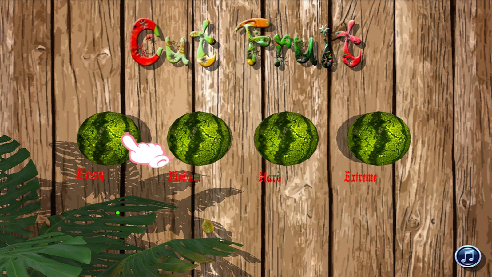 Fruit ninja 3d - Fruitcut 3d Screenshot