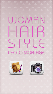 Woman Hair Style Photo Montage screenshot 4