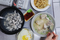 3元6虱目魚湯