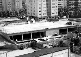 Photo: Construíndo as Piscinas. Ano 1995 ?