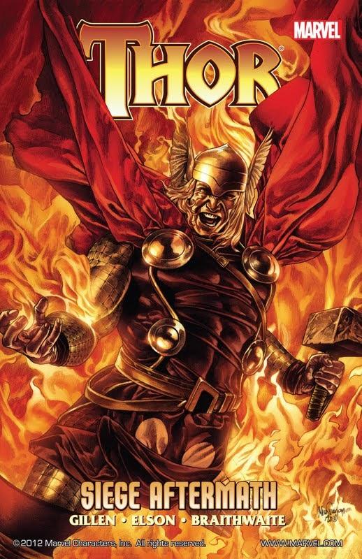 Thor: Siege Aftermath (2010)