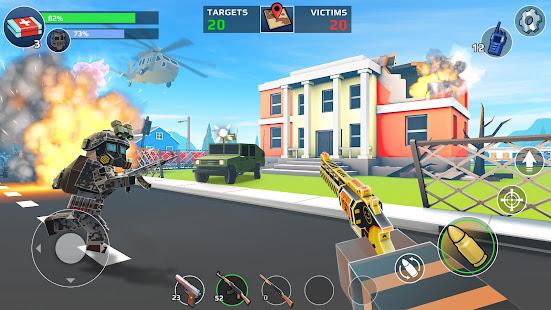 Game PIXEL'S UNKNOWN BATTLE GROUND APK for Windows Phone
