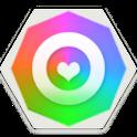 Geometric C Launcher Theme icon