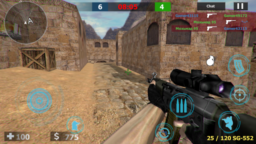 Counter Terrorist: Strike War  screenshots 1