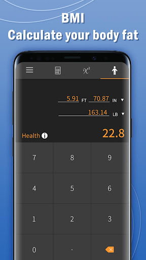 Math Calculator - Equation Solver, Free Scientific - screenshot