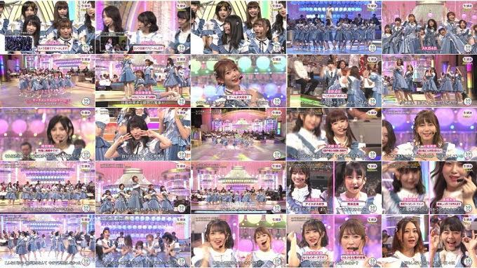 (TV-Music)(1080i) AKB48 – うたコン 180918