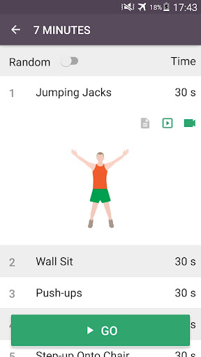 Image of Home Workout - No Equipment & Meal Planner 1.0.27 2