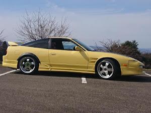 180SX RPS13 平成10年式のカスタム事例画像 末っつ〜Class of Yellow-黄組-さんの2020年03月30日17:37の投稿