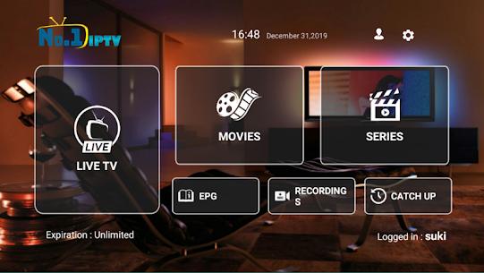 No.1 Iptv Player 1.1.0 Mod APK Download 1
