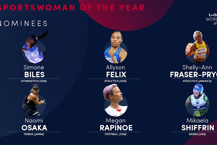 Naomi Osaka genomineerd om 'Oscar van de Sport' te winnen